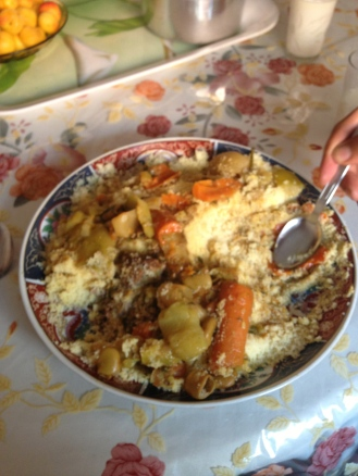 Couscous Friday